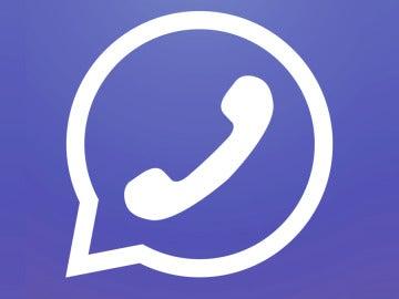 ¿Whatsapp azul?