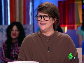 La cocinera Raquel Cernicharo