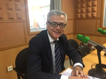 Guillermo García Panasco Fiscal Jefe de Las Palmas