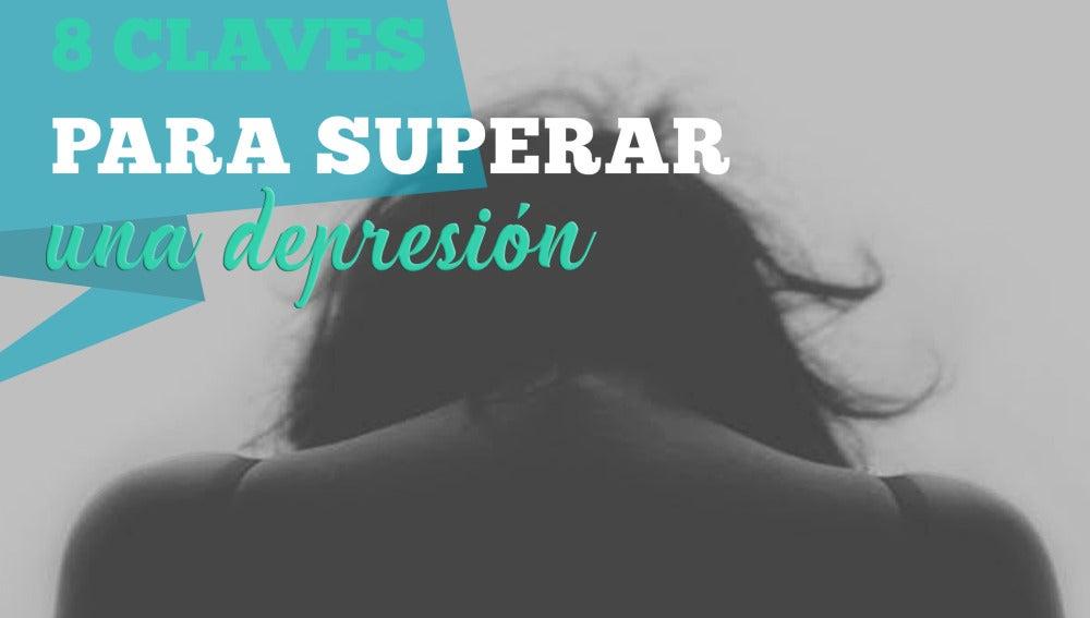 Curiositips Ciencia y Tecno - 8 claves para superar una depresión