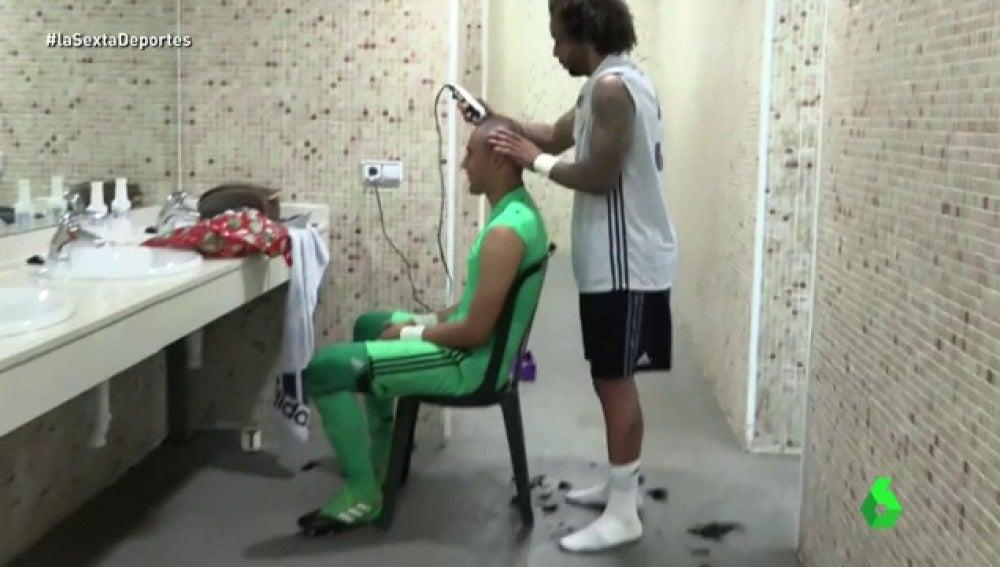 LA SEXTA TV | Así se gestó la historia del solidario corte de pelo ...