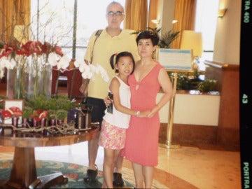 Familia Asunta Basterra.