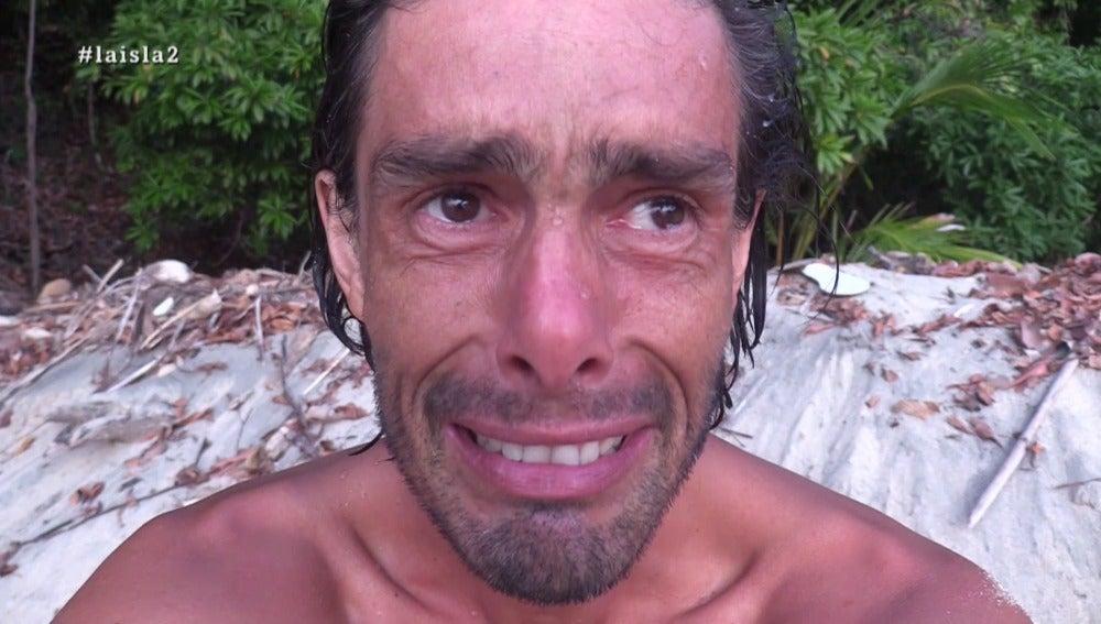 Hundidos tras el abandono de Miguel