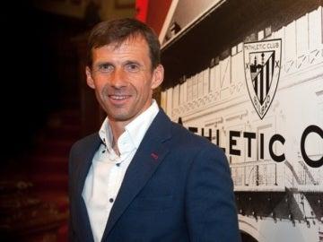Ziganda, nuevo técnico del Athletic de Bilbao