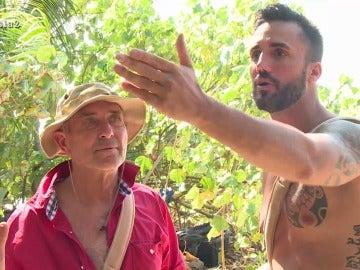 Rafael en La Isla