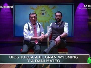 Wyoming y Dani Mateo