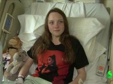 Una de las supervivientes del atentado de Mánchester