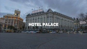 Dentro De The Westin Palace