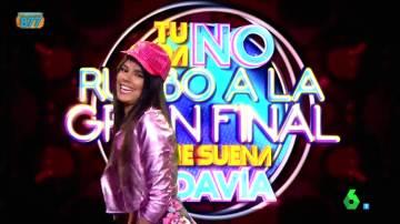 Cristina Pedroche se marca un enérgico y sexy 'claro que sí, guapi'