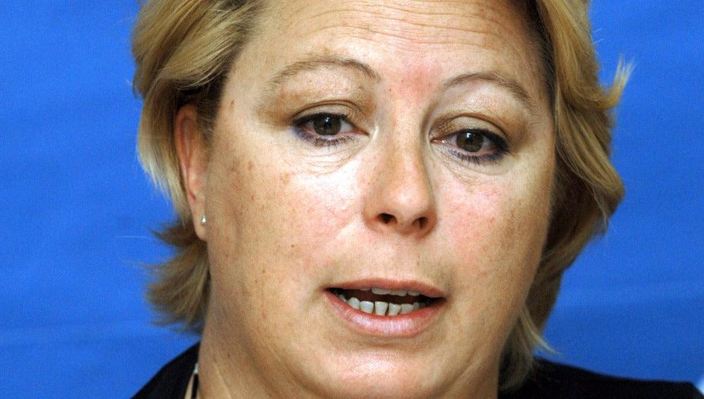 Josefa Aguado, exdiputada del PP en Madrid