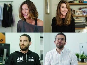 Màxim Huertas, Amelia Bono, Lydia Boss o Dani Rovira