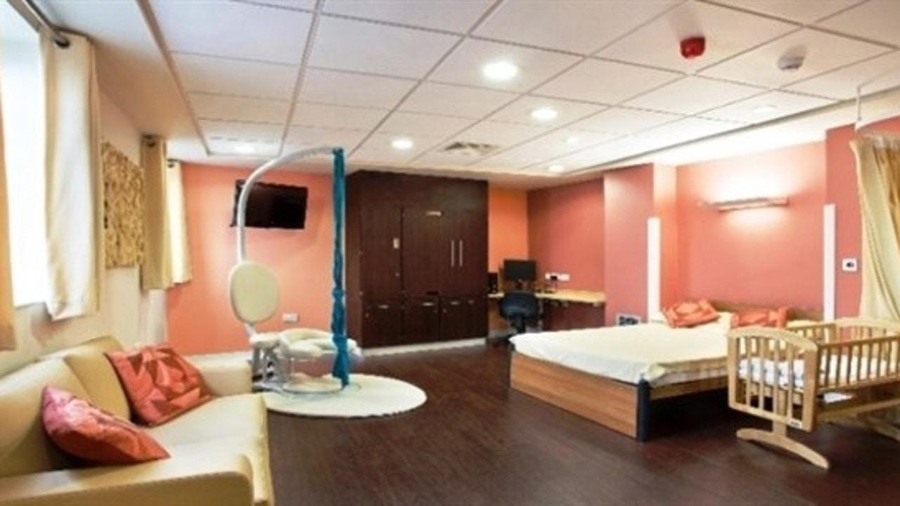 Casa de partos gestionada por comadronas