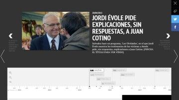 Cronología del accidente del metro de Valencia