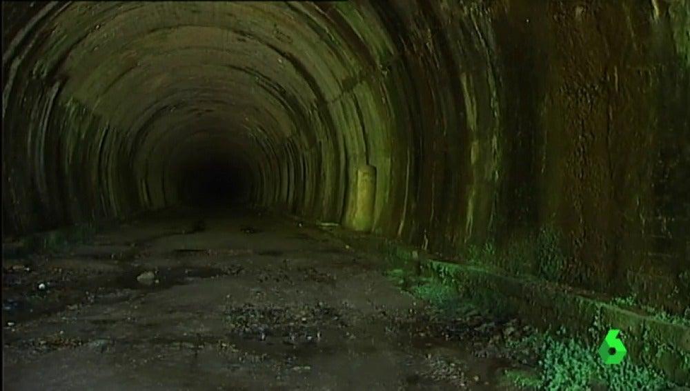 Túnel de la Engaña, Cantabria