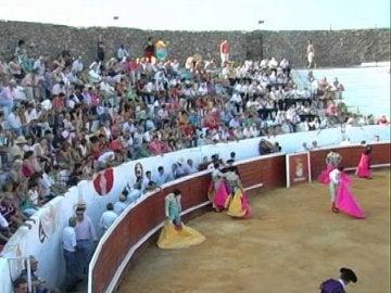 Plaza de toros de Santa Olalla del Cala, Huelva