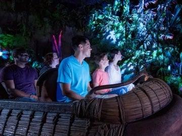 Na' Vi River Journey en Pandora