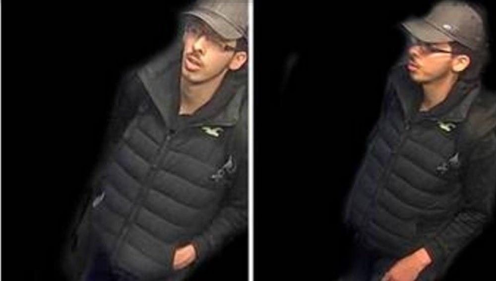 Las fotografías de Salman Abedi difundidas por la Policía