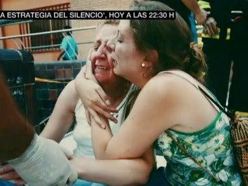 Algunas de las víctimas del accidente del Metro de Valencia