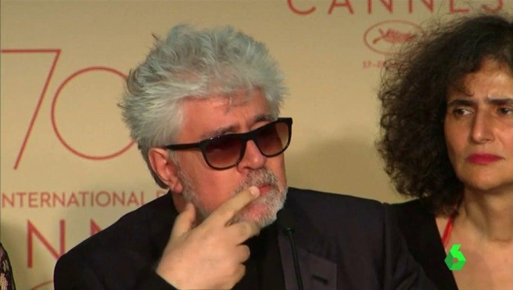 Almodóvar en Cannes