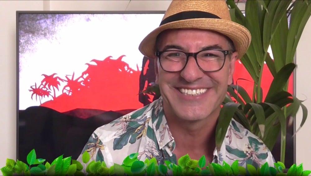 Abel Arana en La Isla