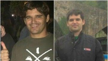 Imagénes de Ignacio Echeverría difundidas por su familia en redes sociales