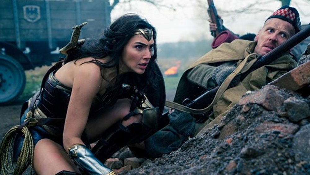 Fotograma de Wonder Woman