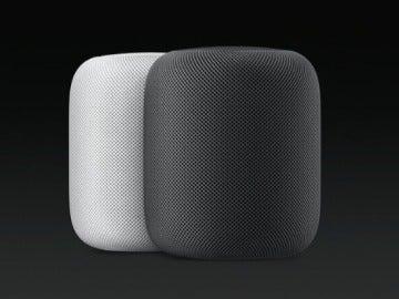 Así es el HomePod de Apple