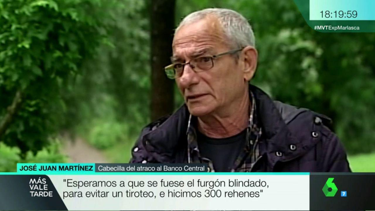 El Rubio Habla 18 Anos Despues De Protagonizar El Atraco Al Banco Central Hicimos 300 Rehenes