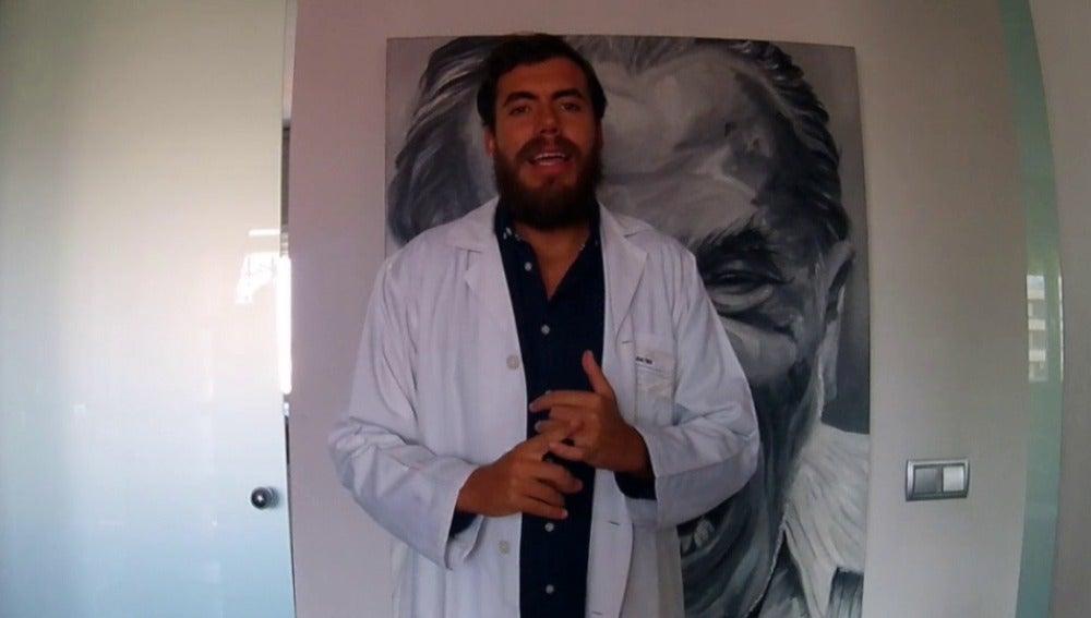 Juan, el médico 2.0 de La Isla