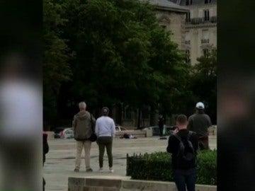 Ataque de Notre Dame