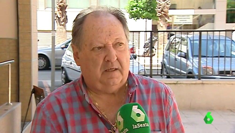 Abuelo de Alejandro Martínez