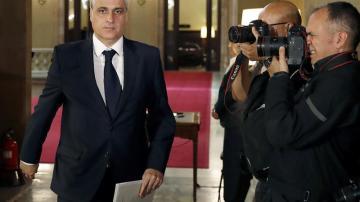 Gordó abandona el PDeCAT, pero mantendrá su escaño como diputado no adscrito