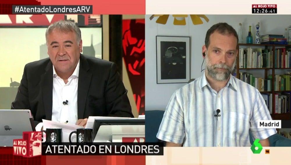 Pedro Rojo en ARV