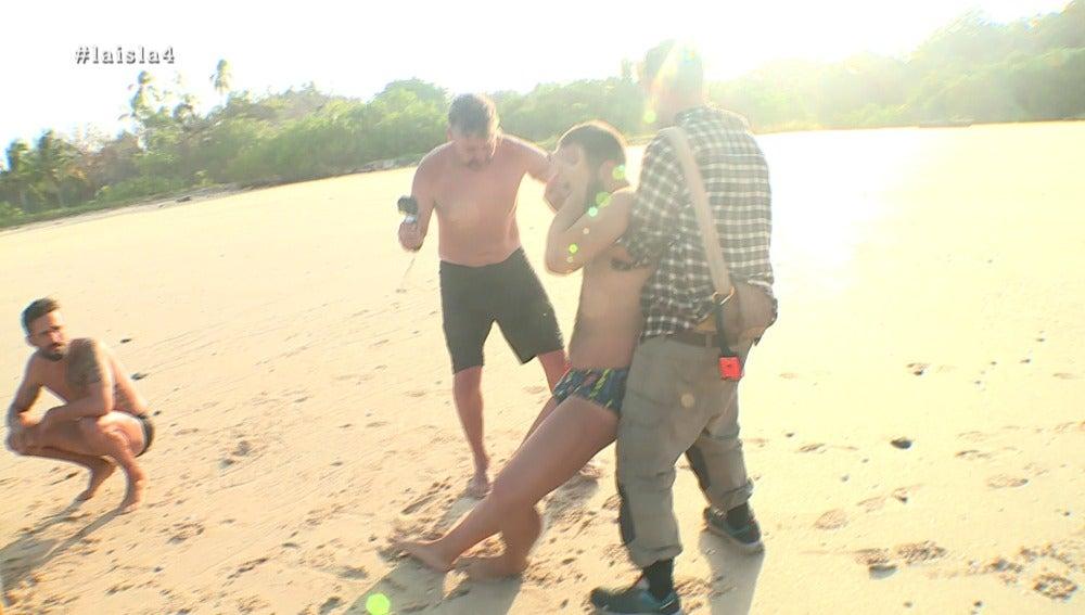 Manuel se marea en La Isla