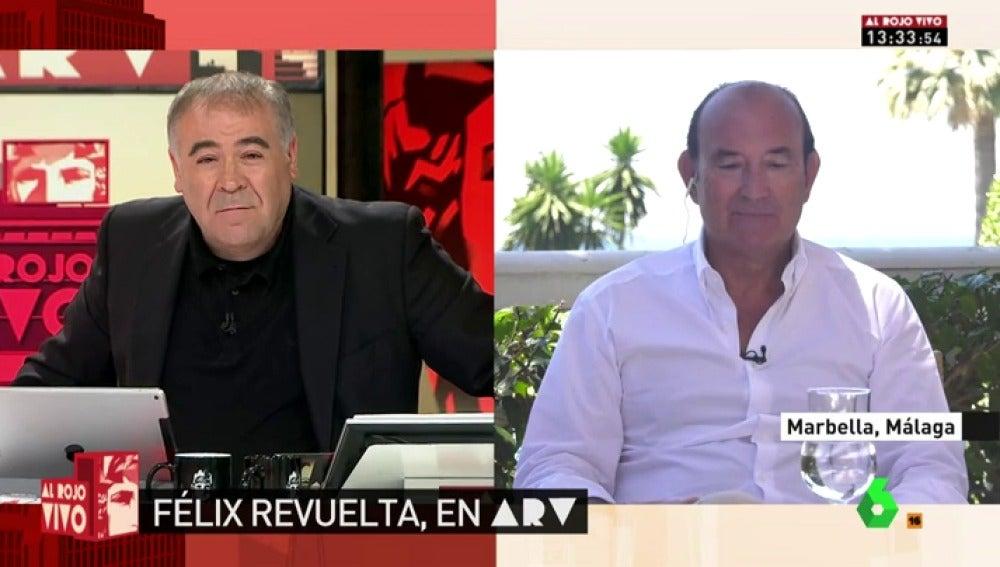Félix Revuelta en ARV