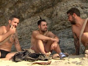 Antonio, Juanma y David