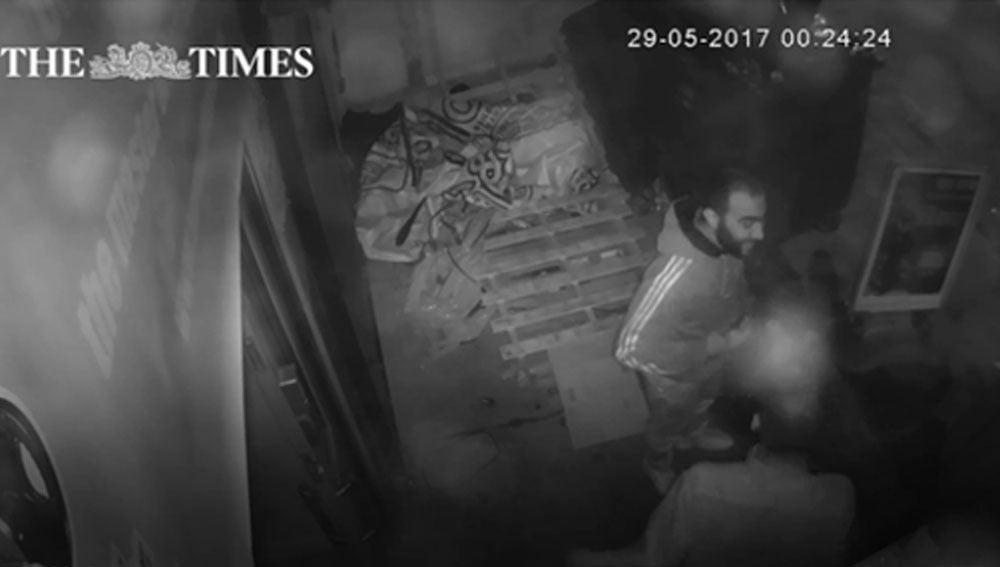 Los tres terroristas de Londres se reunieron días antes del ataque