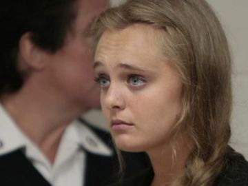 Michelle Carter, de 20 años, está siendo juzgada por instar a su novio Conrad Roy, de 18 años, a suicidarse