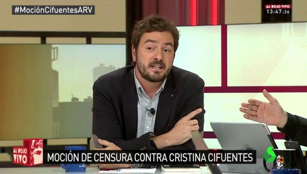 Jorge Bustos en ARV