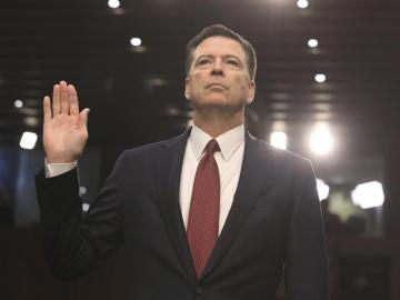 James Comy, exdirector del FBI