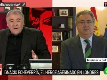 Juan Ignacio Zoido en ARV