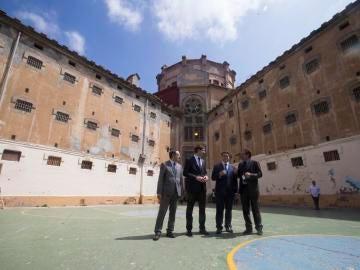 Cárcel 'La Modelo' de Barcelona
