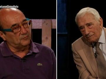 Manuel Guedán y José María Bru