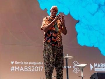 Patch Adams en el MABS2017