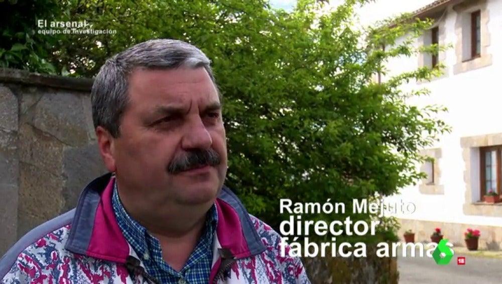 """Ramón Mejuto, gerente de una fábrica de armas: """"Transformamos armas bajo petición de Jesús Prieto con autorización de la Guardia Civil"""""""
