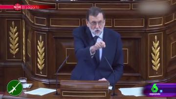 Mariano Rajoy canta el hit del verano