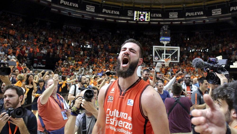 Dubljevic, mejor jugador de la final