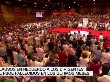 FALLECIDOS PSOE