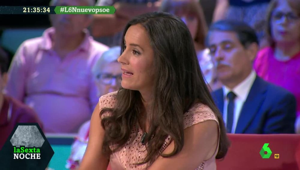 Begoña Villacís, concejala de C's en el Ayuntamiento de Madrid