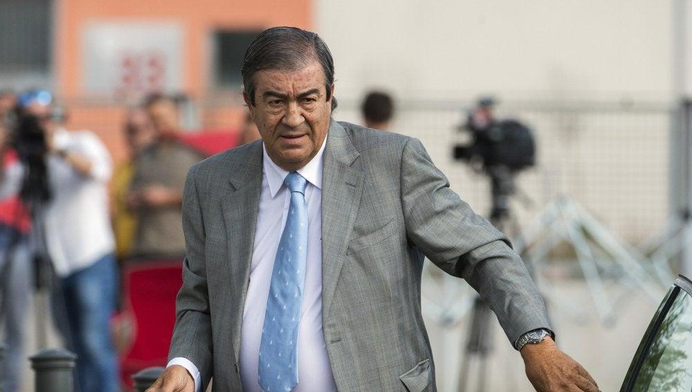 El exdirigente popular y exvicepresidente del Gobierno Francisco Álvarez-Cascos
